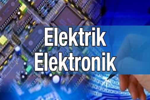 Elektrik ve Elektronik